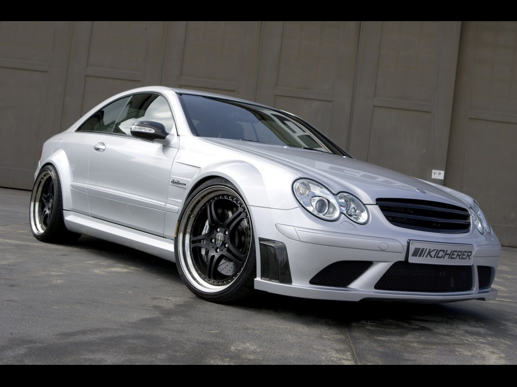 Kicherer Clk Amg Black Edition Photos And Wallpapers Tuningnews on Gmc Limo