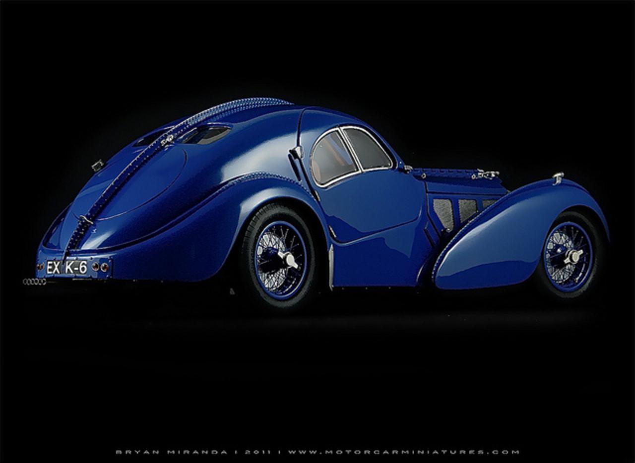 TopWorldAuto >> Photos of Bugatti Type 57 Atlantic - photo ...