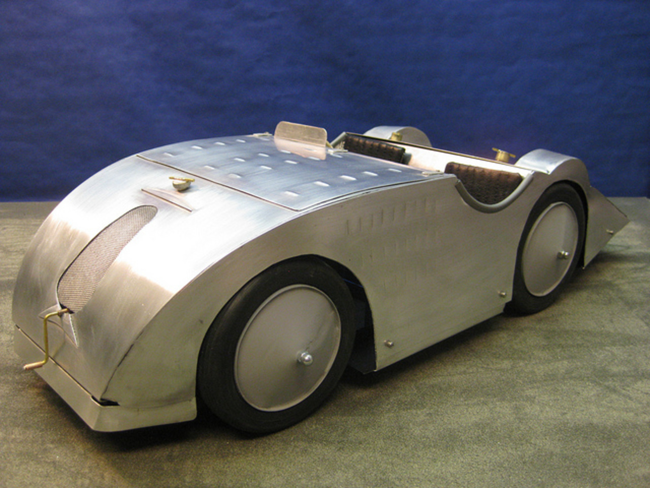 TopWorldAuto >> Photos of Bugatti Type 32 Tank - photo ...