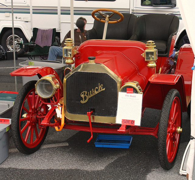 1911 Buick Model 14 runabout | Flickr - Photo Sharing!