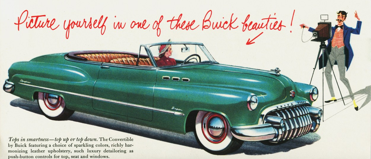1950 Buick Super Convertible | Flickr - Photo Sharing!