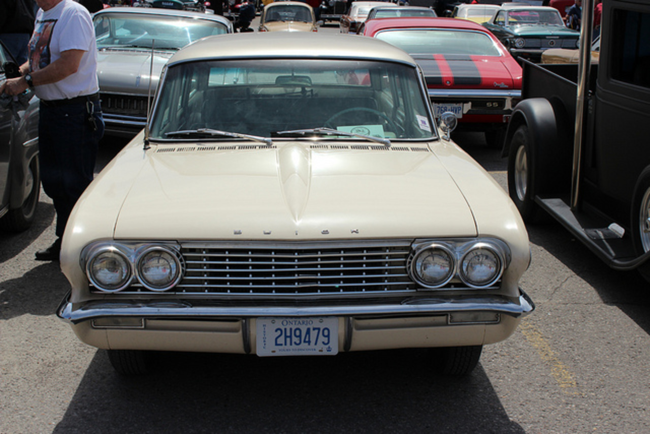1961 Buick Special wagon | Flickr - Photo Sharing!