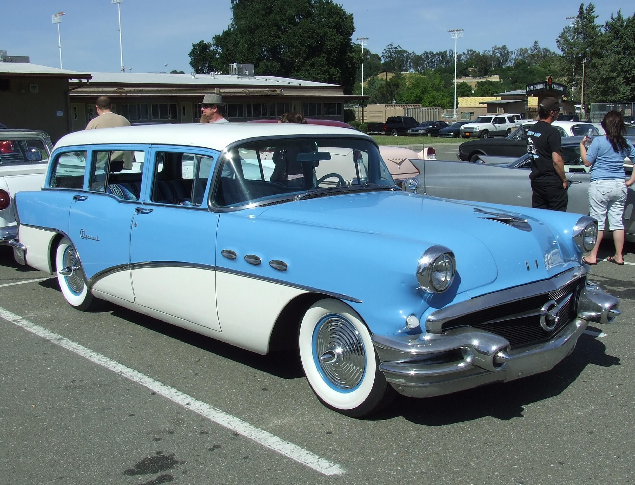 1956 Buick Special Station Wagon 'BHH 532' 1 | Flickr - Photo Sharing!