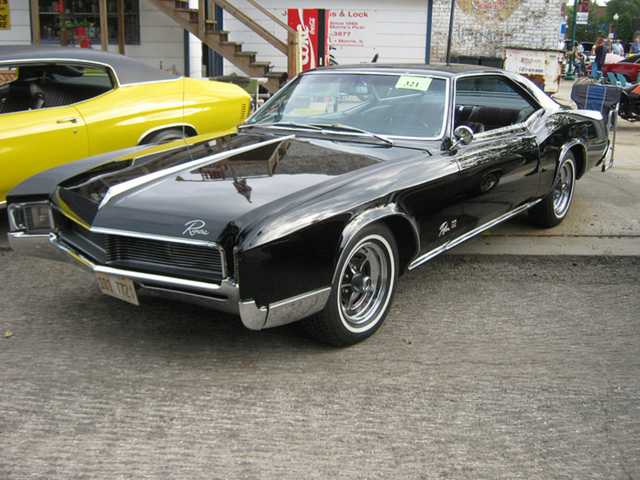 66 or 67 Buick Riviera GS | Flickr - Photo Sharing!