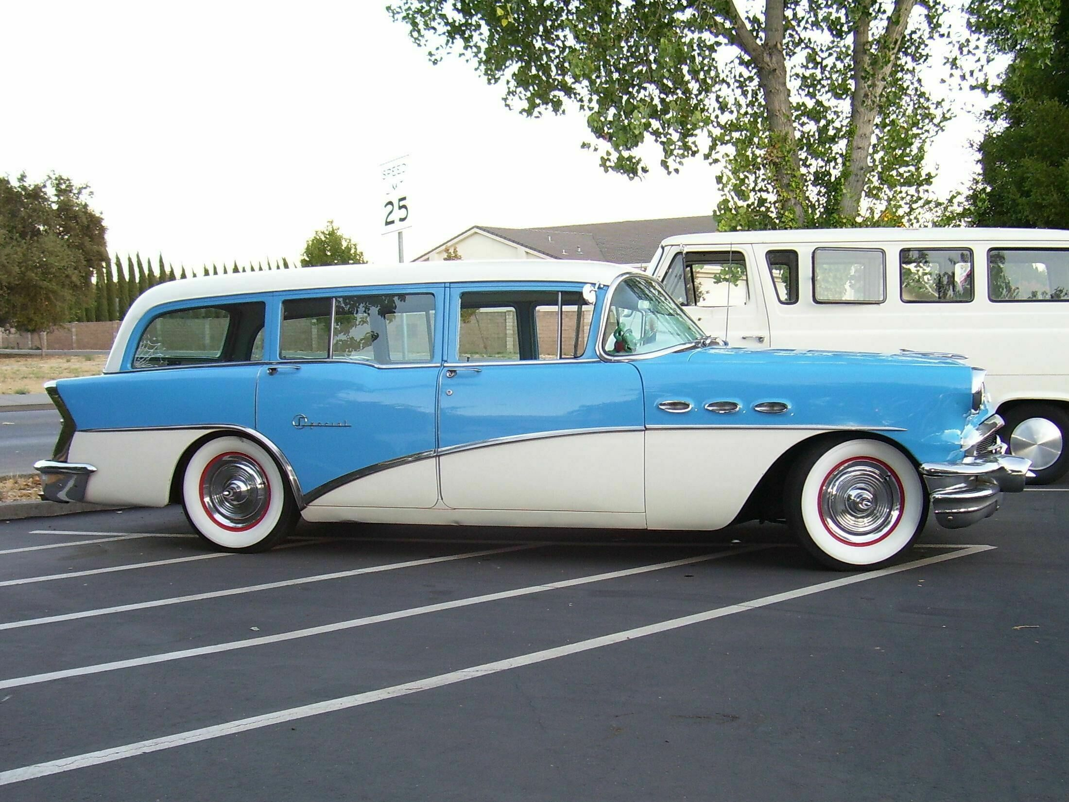 1956 Buick Special Station Wagon 'BHH 532' | Flickr - Photo Sharing!