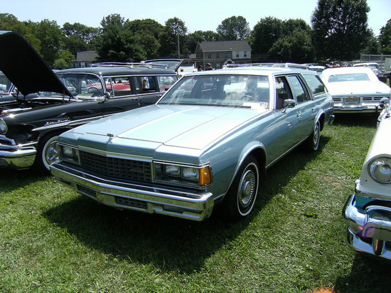 78 Chevy Caprice sw | Flickr - Photo Sharing!