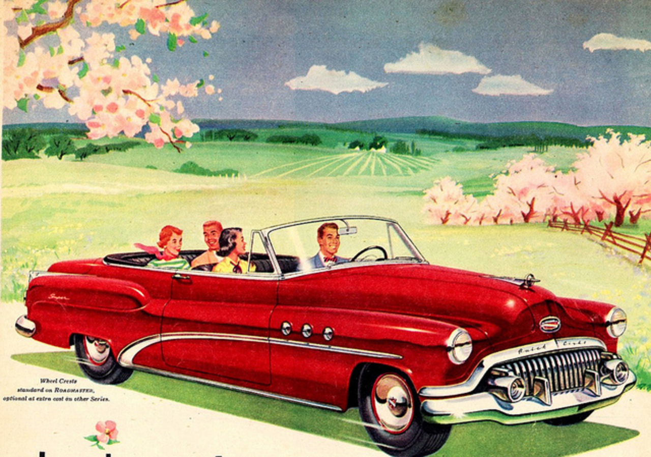 1952 Buick Super Convertible | Flickr - Photo Sharing!