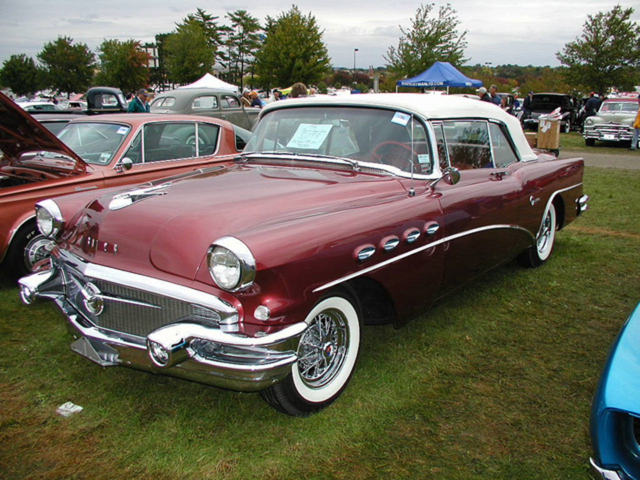 1956 Buick Super Convertible | Flickr - Photo Sharing!