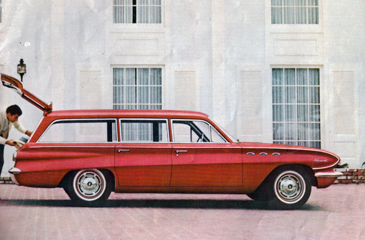 1961 Buick Special Deluxe Station Wagon | Flickr - Photo Sharing!