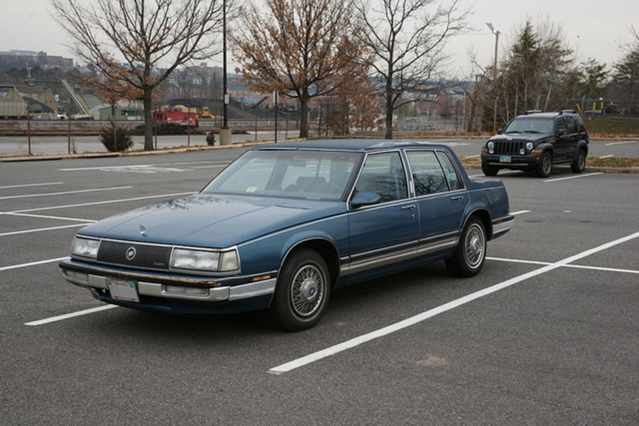 Buick Electra Park Avenue Flickr Photo Sharing on 1989 Buick Electra Park Avenue