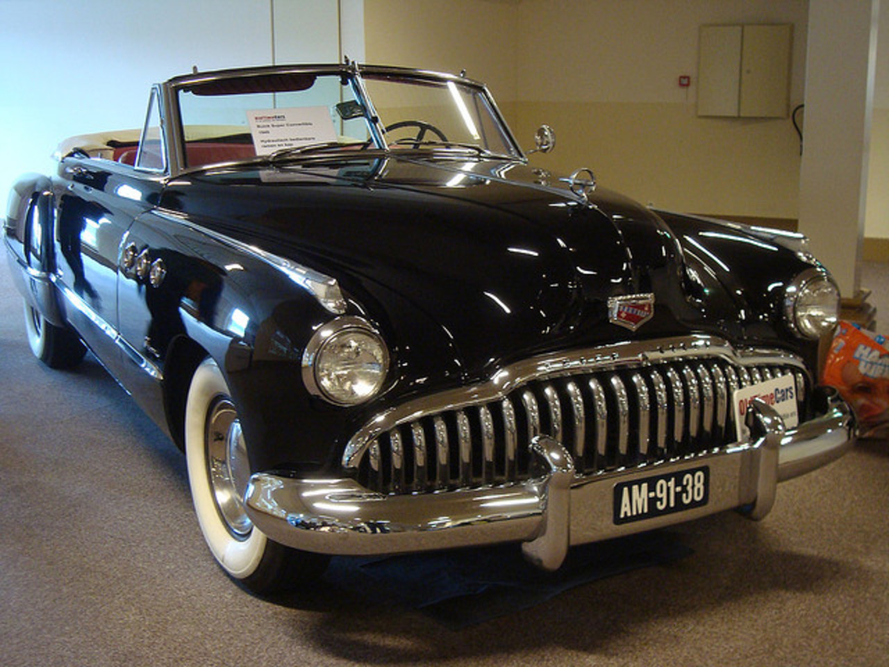 1949 Buick Super Convertible | Flickr - Photo Sharing!