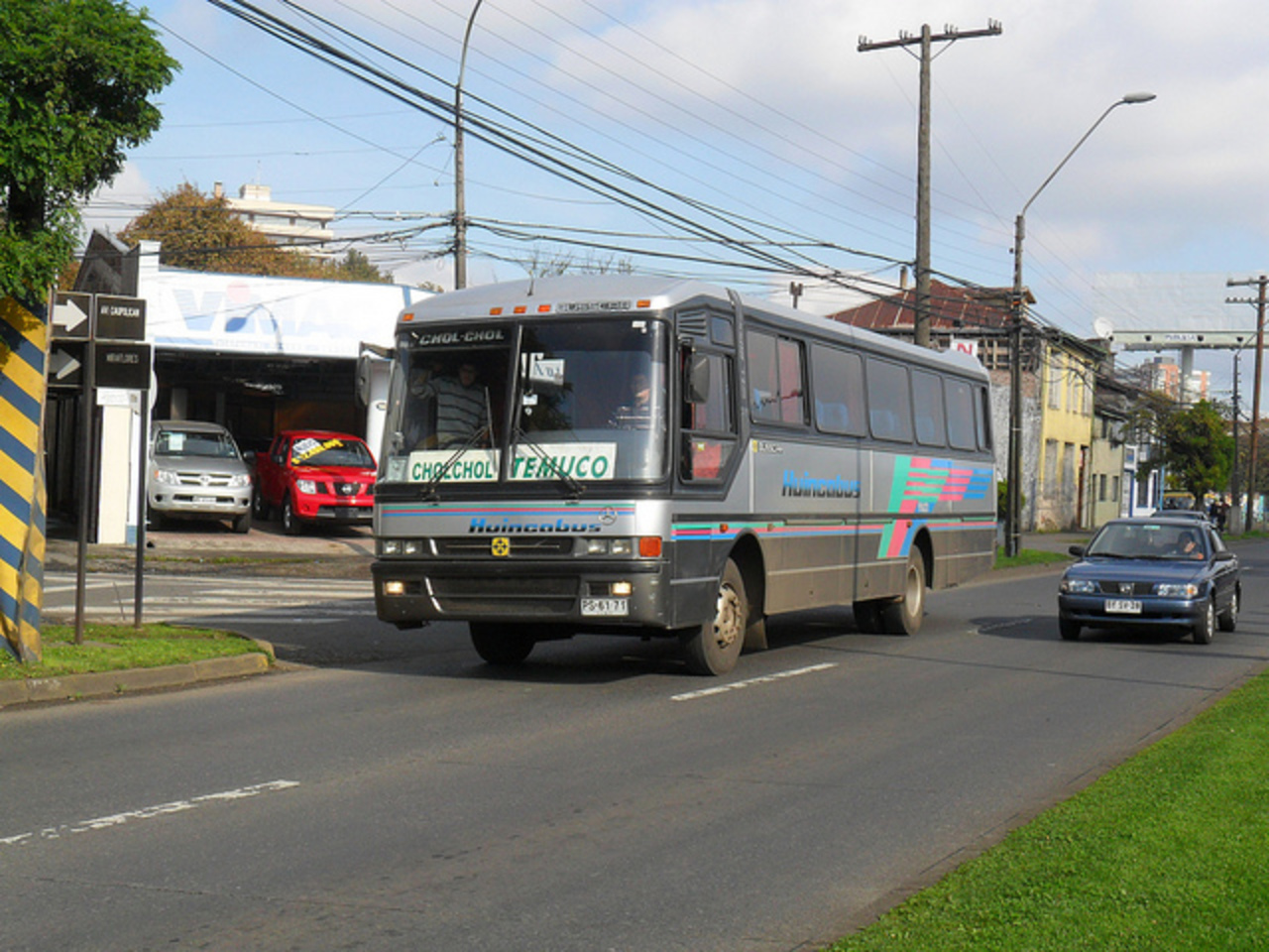 Busscar el buss 320. Best photos and information of modification.