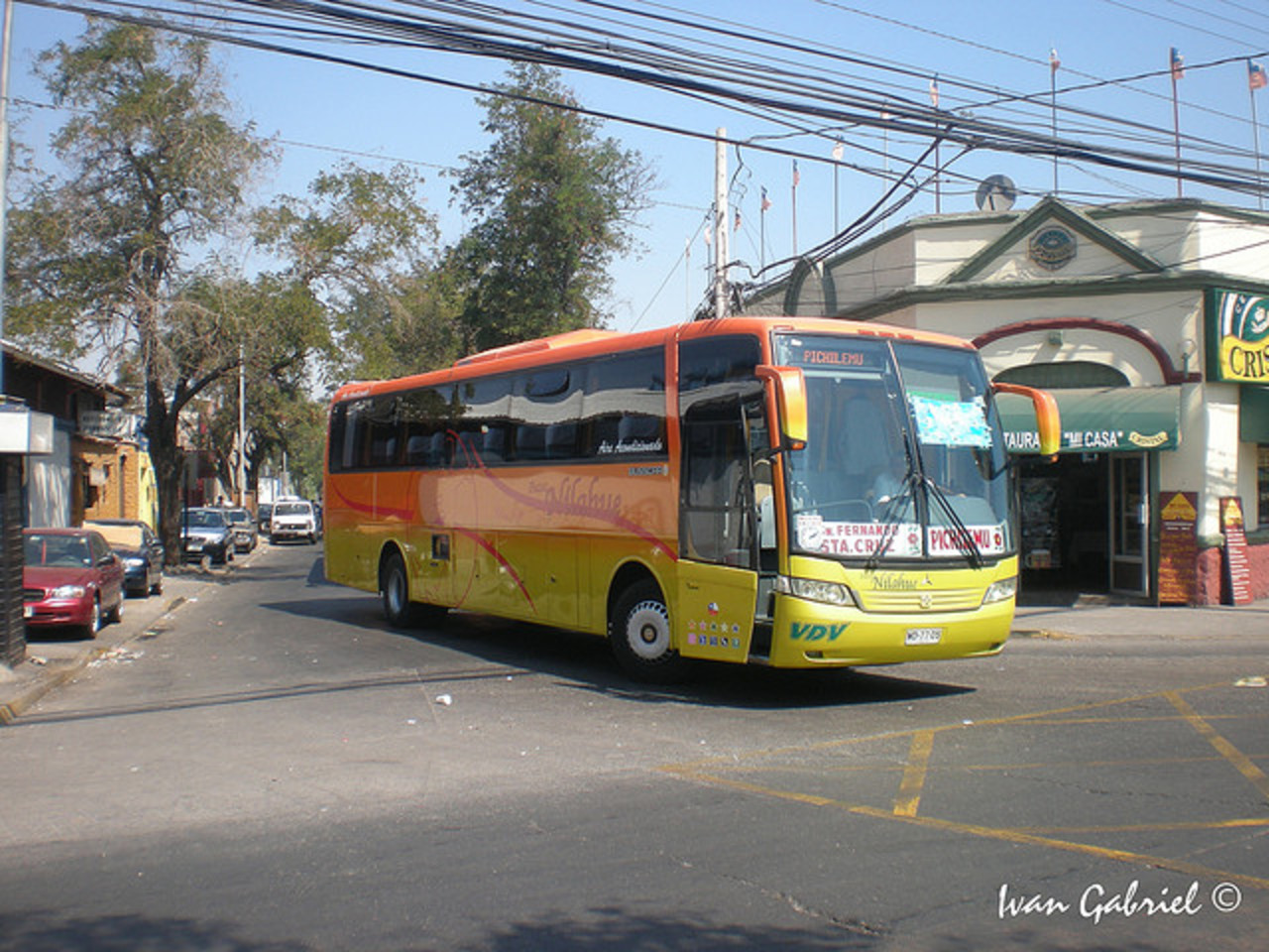 Buses Nilahue / Busscar Visstabuss Lo | Flickr - Photo Sharing!