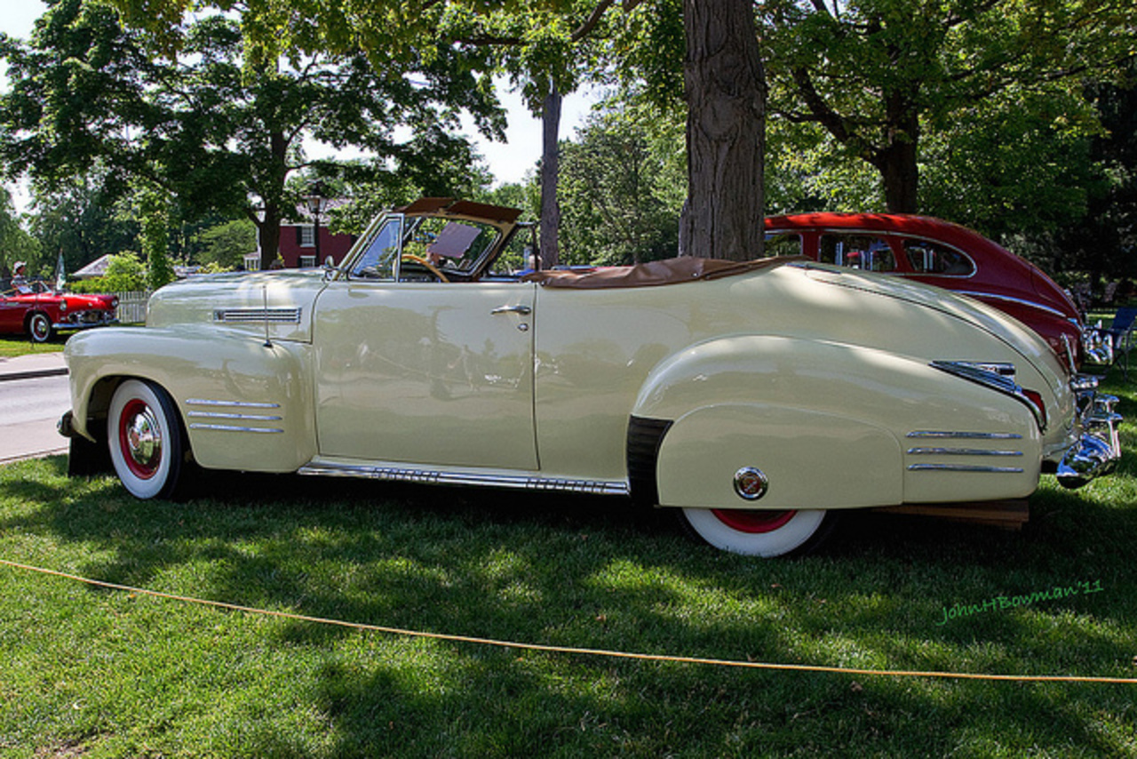 1941 Cadillac Convertible - Greenfield Village | Flickr - Photo ...