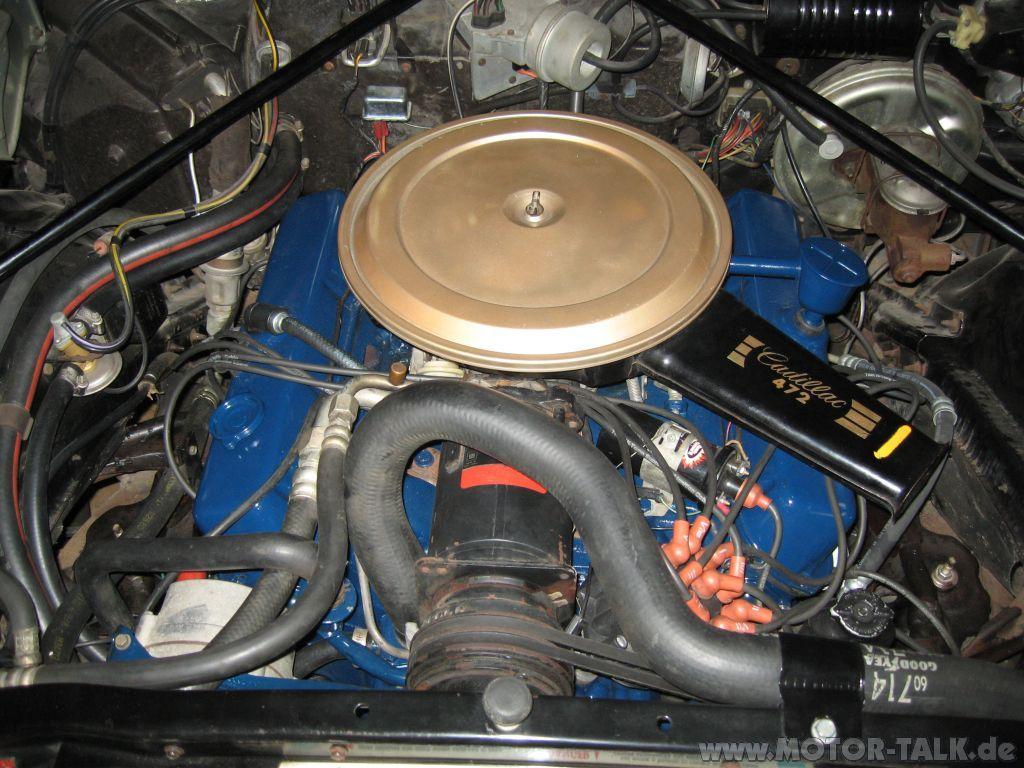 Topworldauto Photos Of Cadillac Motor Photo Galleries 472 Engine Diagram Cui Bild 2 472er Big Block Us