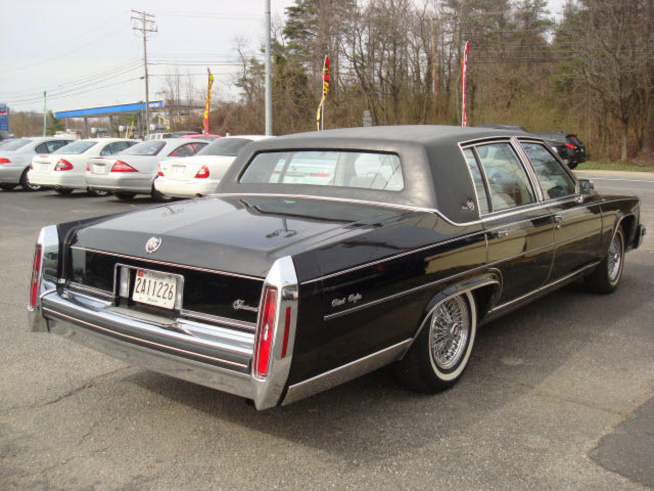 Ferguson Buick Gmc >> TopWorldAuto >> Photos of Cadillac Fleetwood Brougham - photo galleries