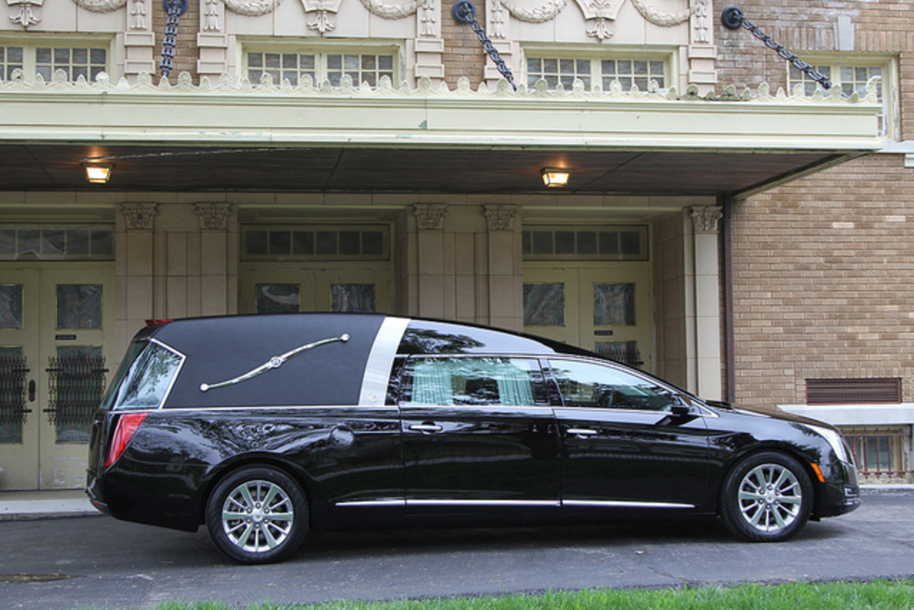 Cadillac hearse | Flickr - Photo Sharing!