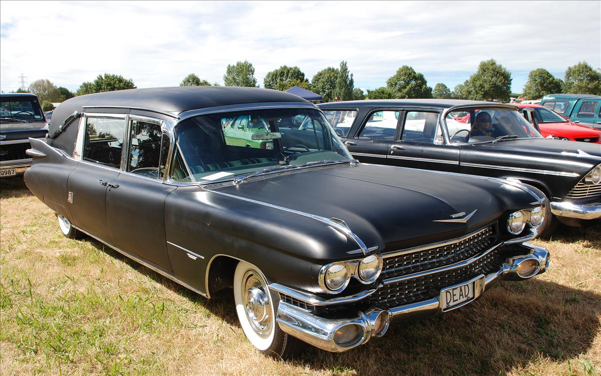 1959 CADILLAC HEARSE | Flickr - Photo Sharing!