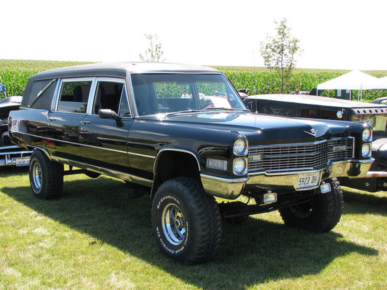 1966 Cadillac Hearse | Flickr - Photo Sharing!