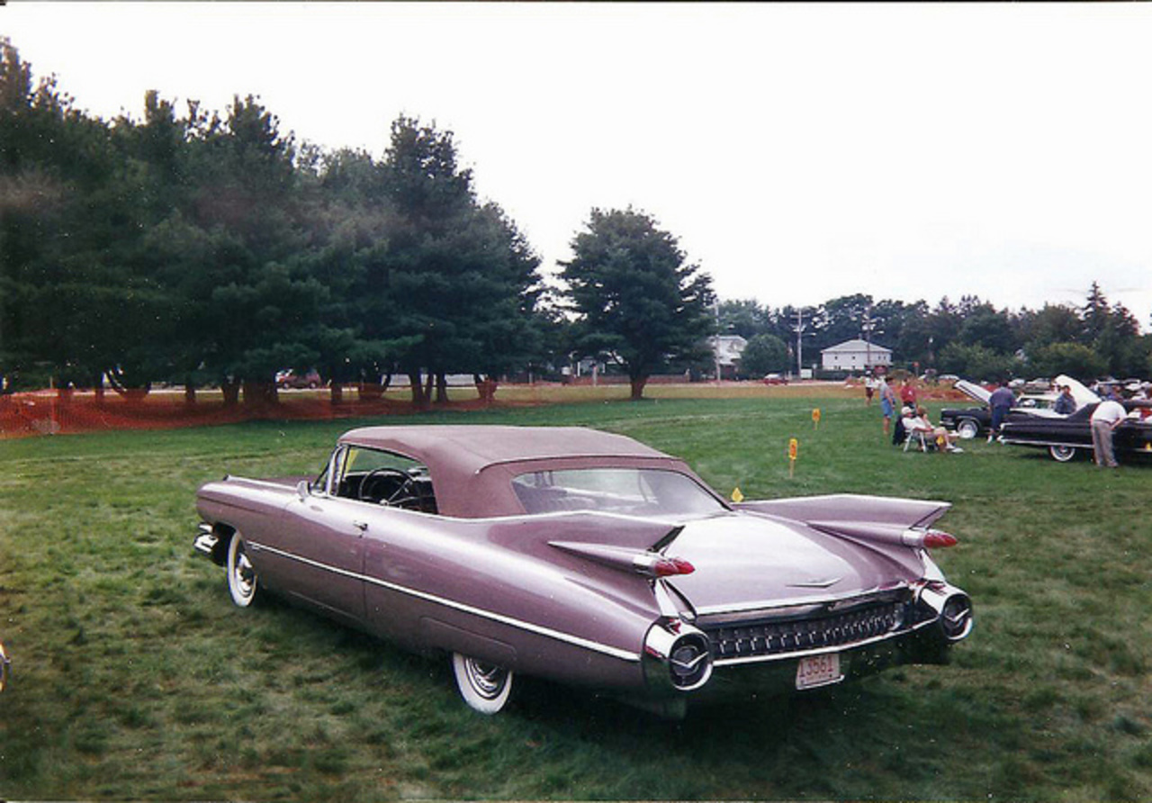1959 Cadillac series 62 convertible | Flickr - Photo Sharing!