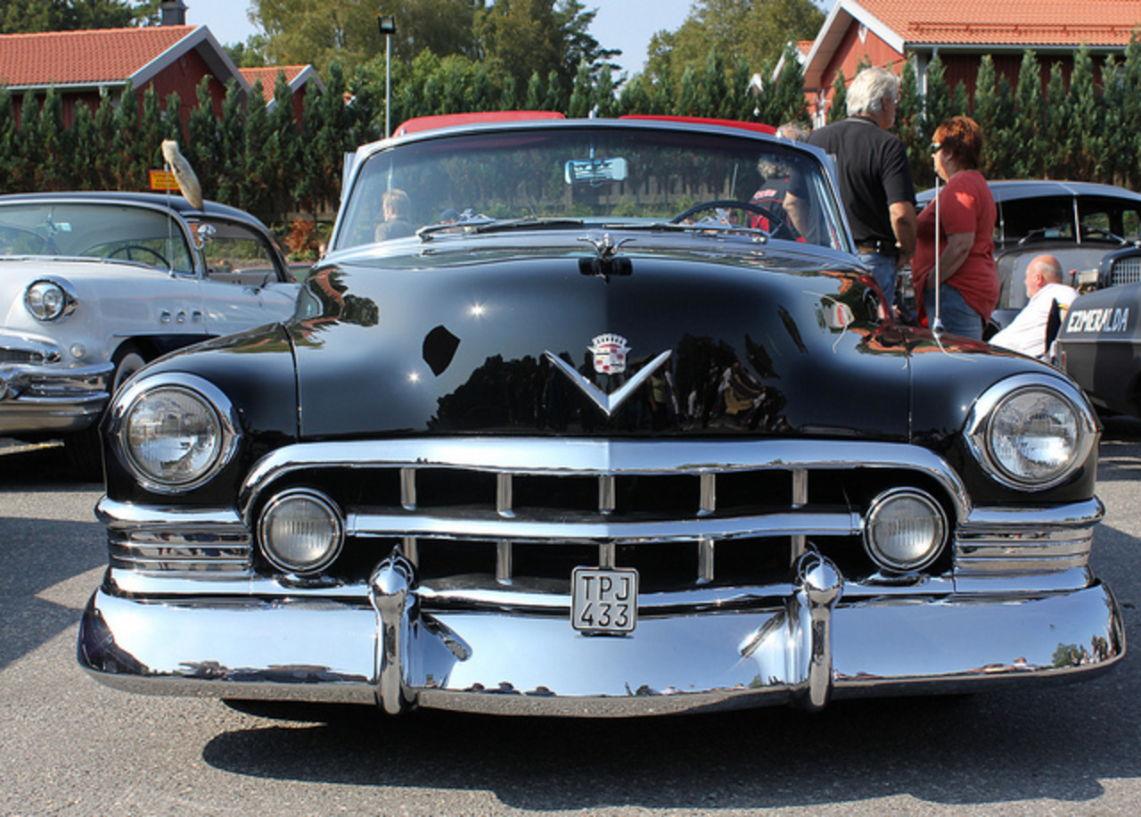 1950 Cadillac 62 Convertible | Flickr - Photo Sharing!