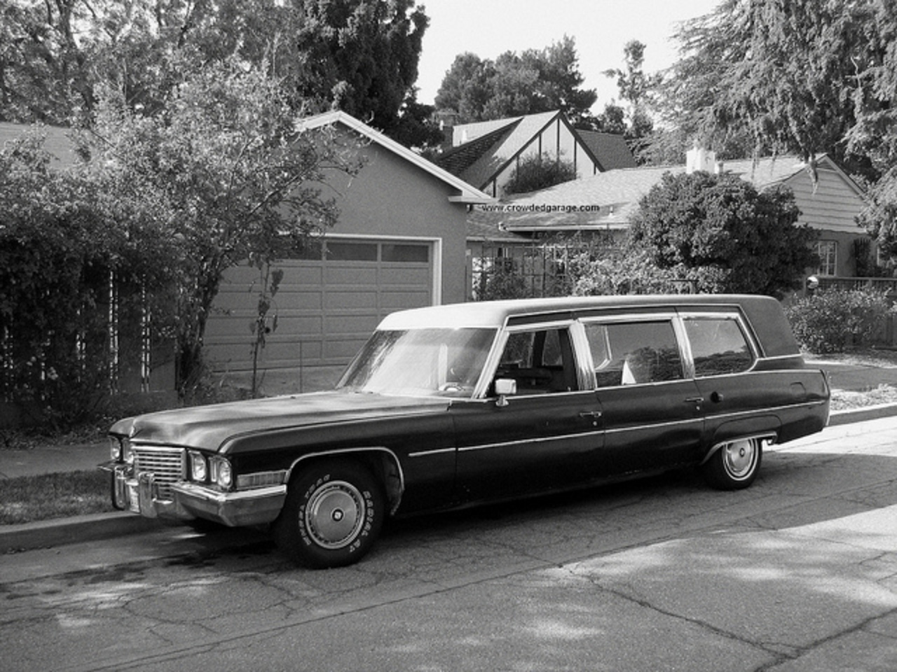 My '72 Cadillac Hearse! | Flickr - Photo Sharing!