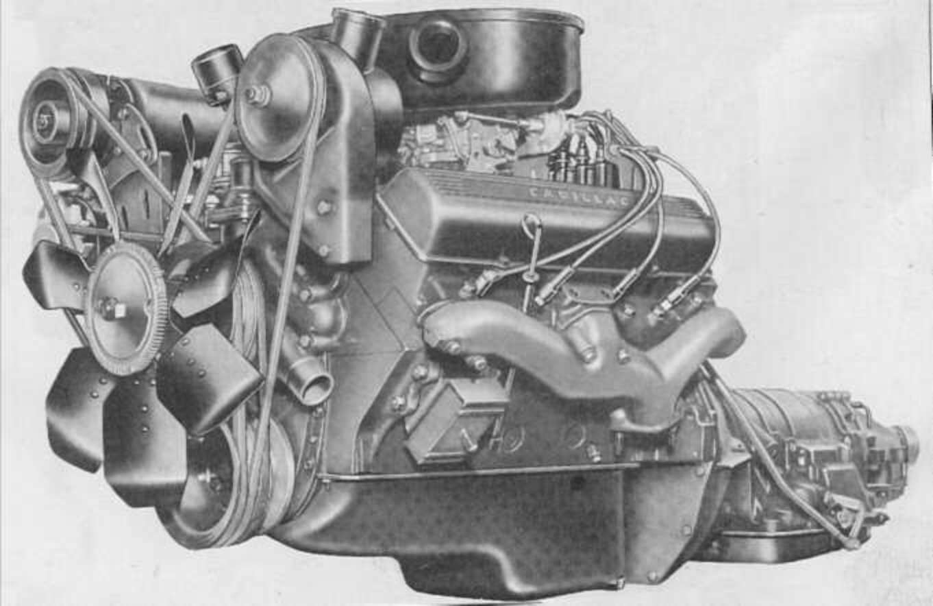 Topworldauto Photos Of Cadillac Motor Photo Galleries 472 Engine Diagram Best And Information Model
