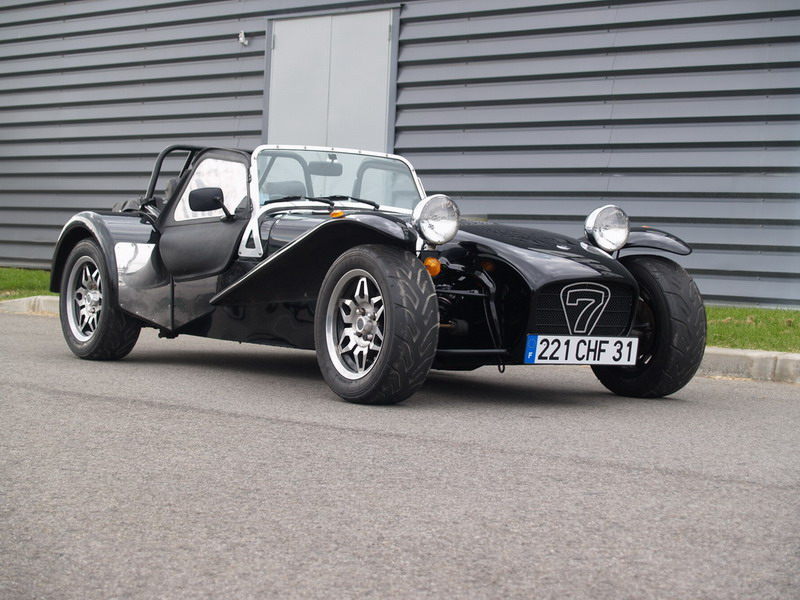 Caterham 7 Supersprint (1984-1999) et Holbay (