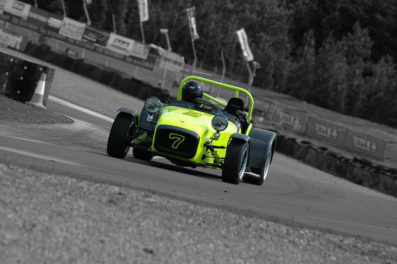 Caterham 7 - a gallery on Flickr
