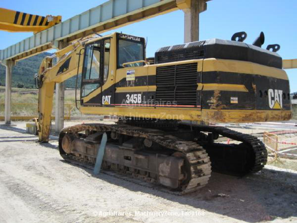 TopWorldAuto >> Photos of Caterpillar 345 - photo galleries