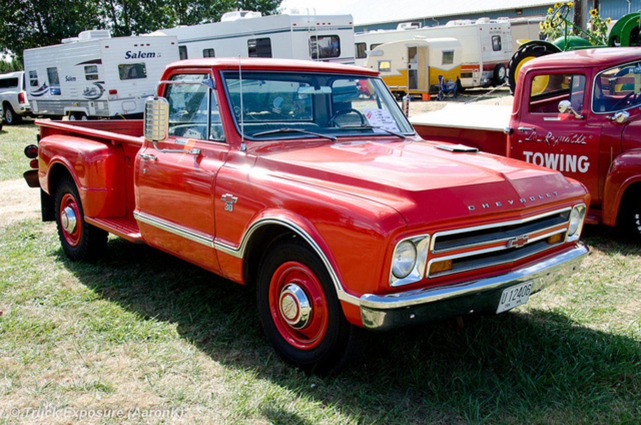 1967 Chevrolet C-30 | Flickr - Photo Sharing!