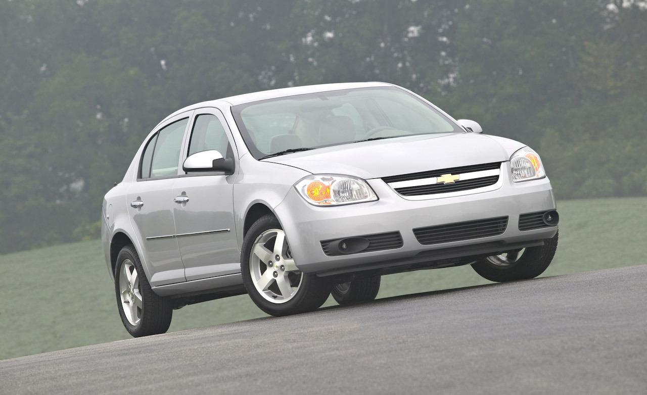 2008 Chevrolet Cobalt XFE - Photo Gallery of Car News from Car and ...