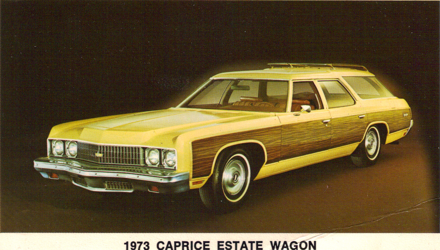 1973 Chevrolet Caprice Estate Station Wagon | Flickr - Photo Sharing!