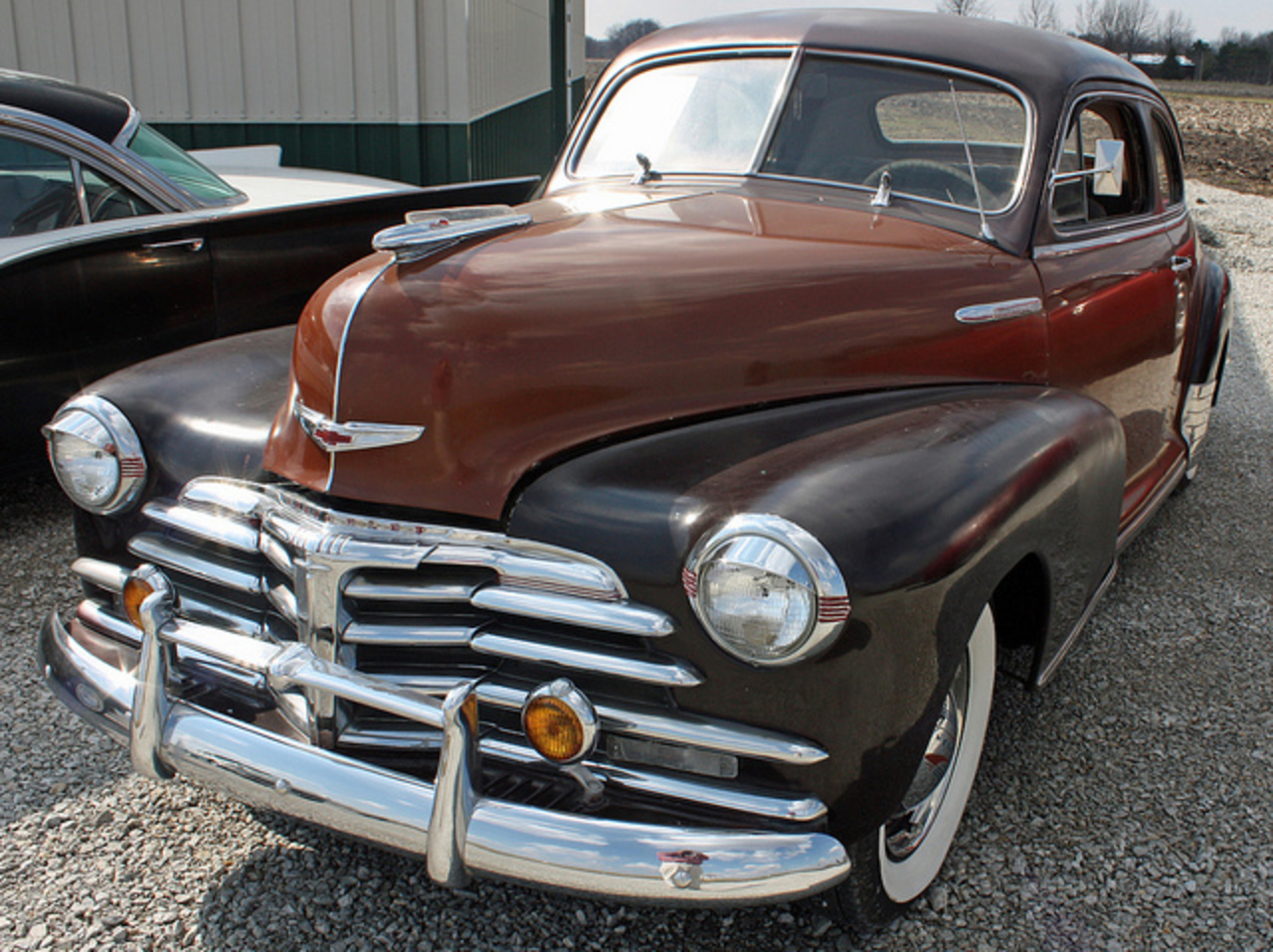 Topworldauto photos of chevrolet fleetmaster coupe for 1948 chevy fleetmaster 2 door for sale