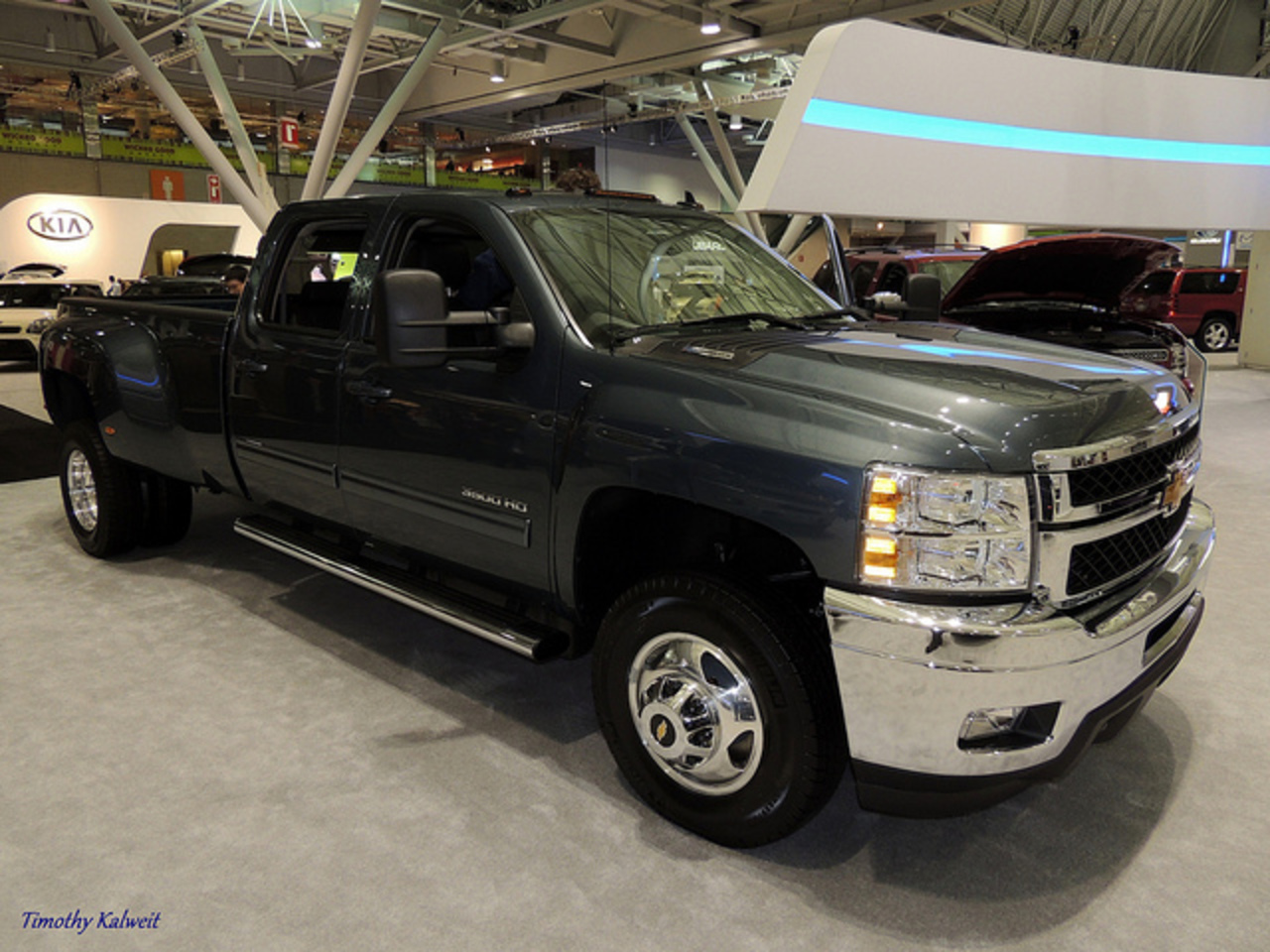 2013 Chevrolet Silverado 3500 HD | Flickr - Photo Sharing!