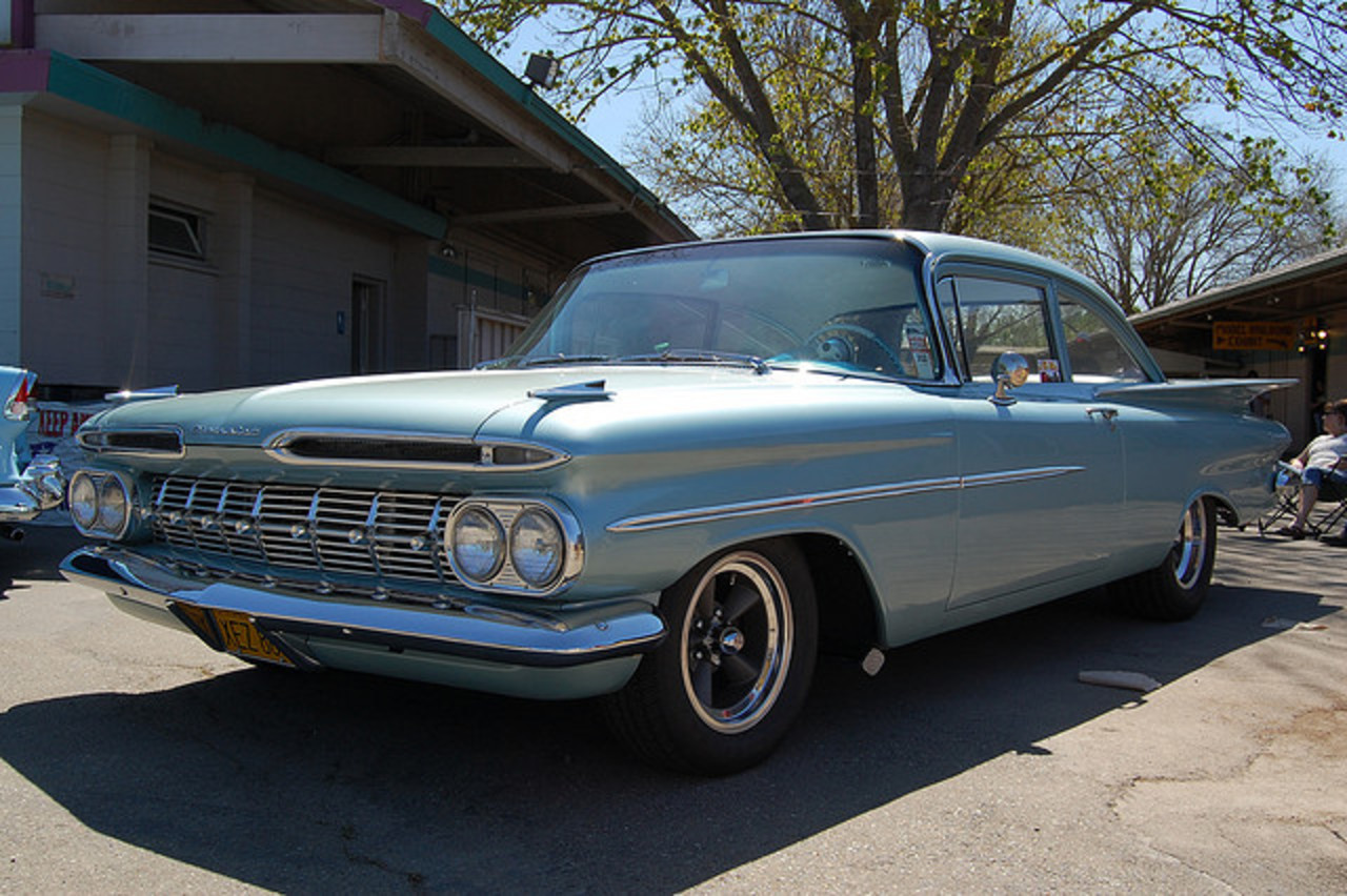 1959 Chevrolet Biscayne | Flickr - Photo Sharing!