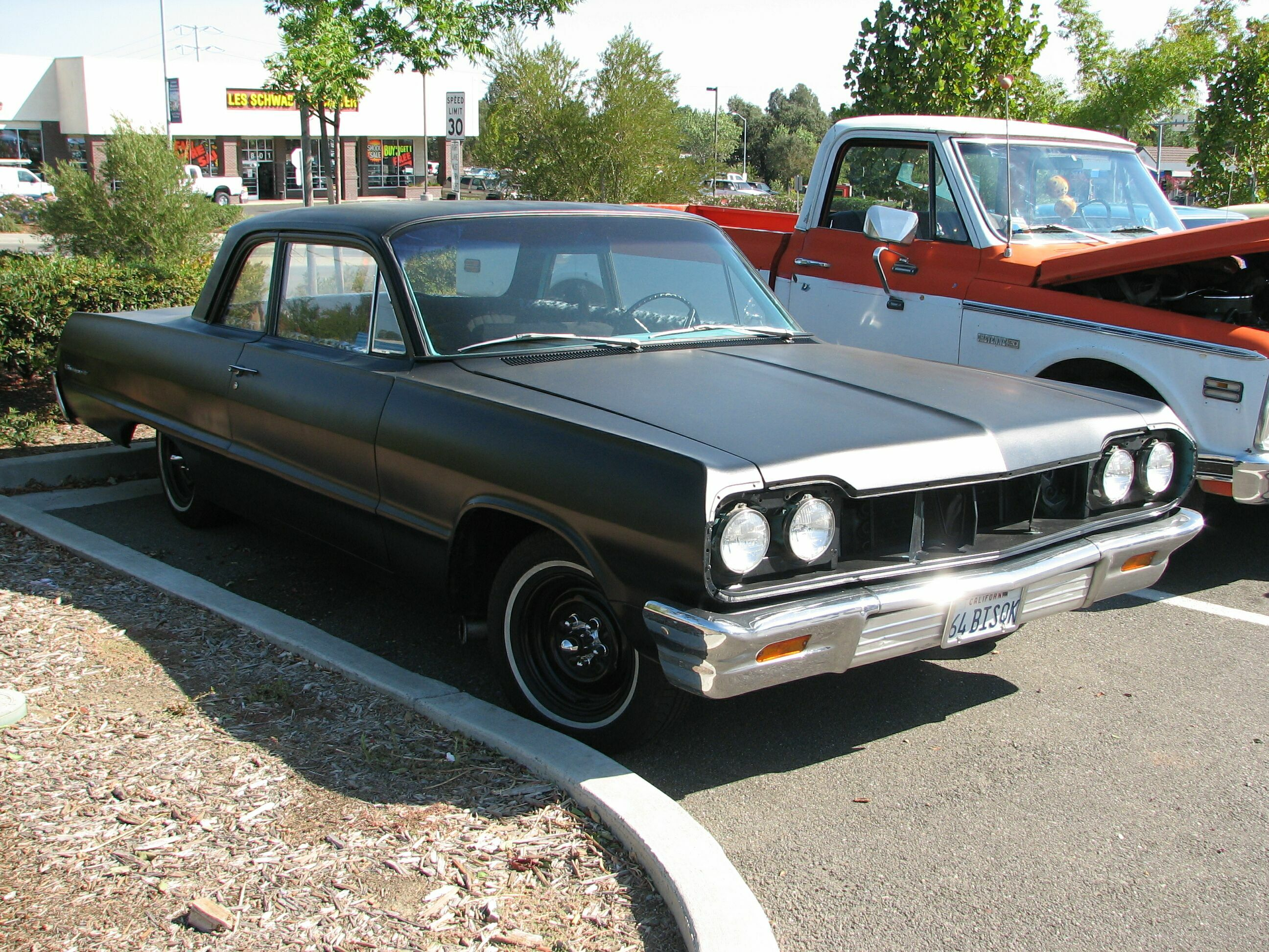 1964 Chevrolet Biscayne '64BISQK' 3 | Flickr - Photo Sharing!