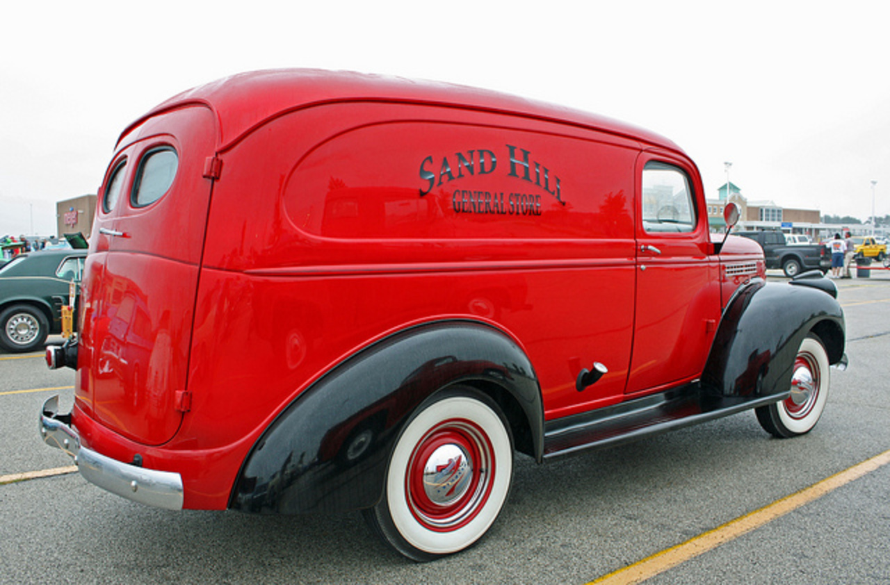 Topworldauto Photos Of Chevrolet Panel Delivery Photo Galleries 1941 Ford Truck 6 8 Flickr Sharing