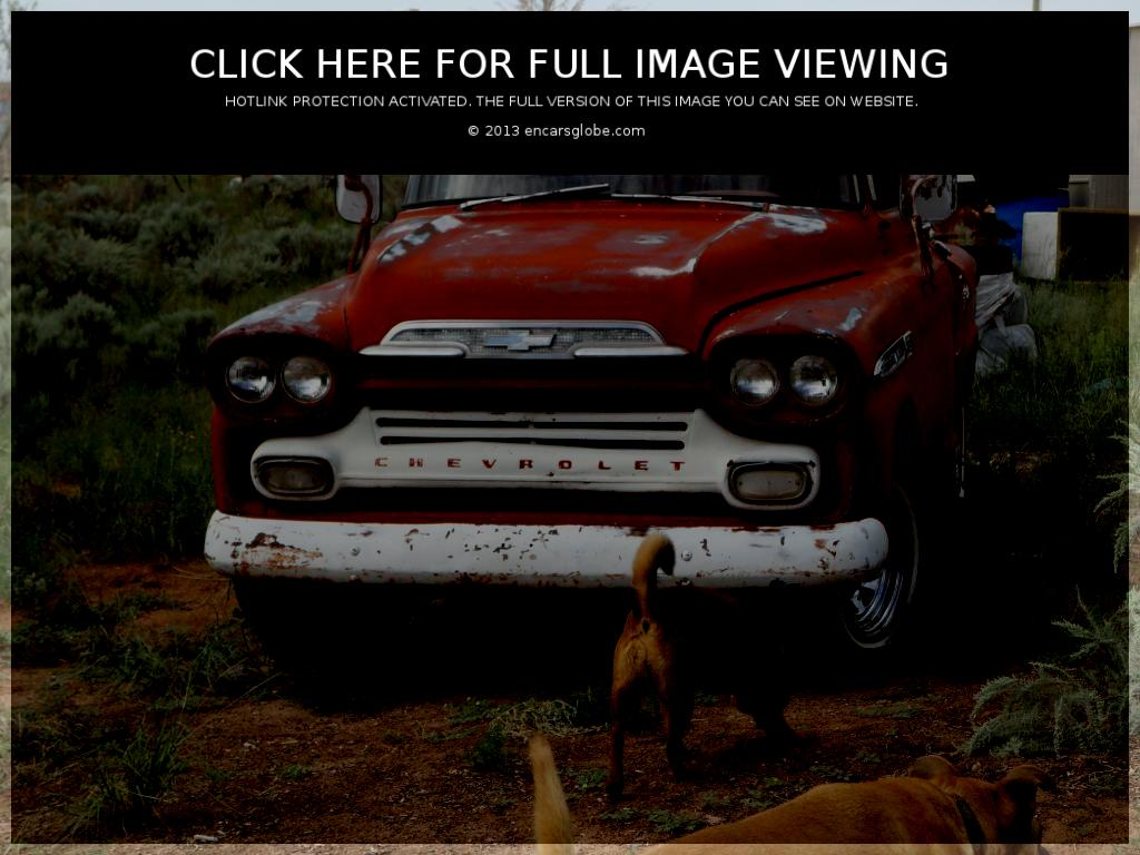 Chevrolet Apache 31 Stepside: Photo gallery, complete information ...