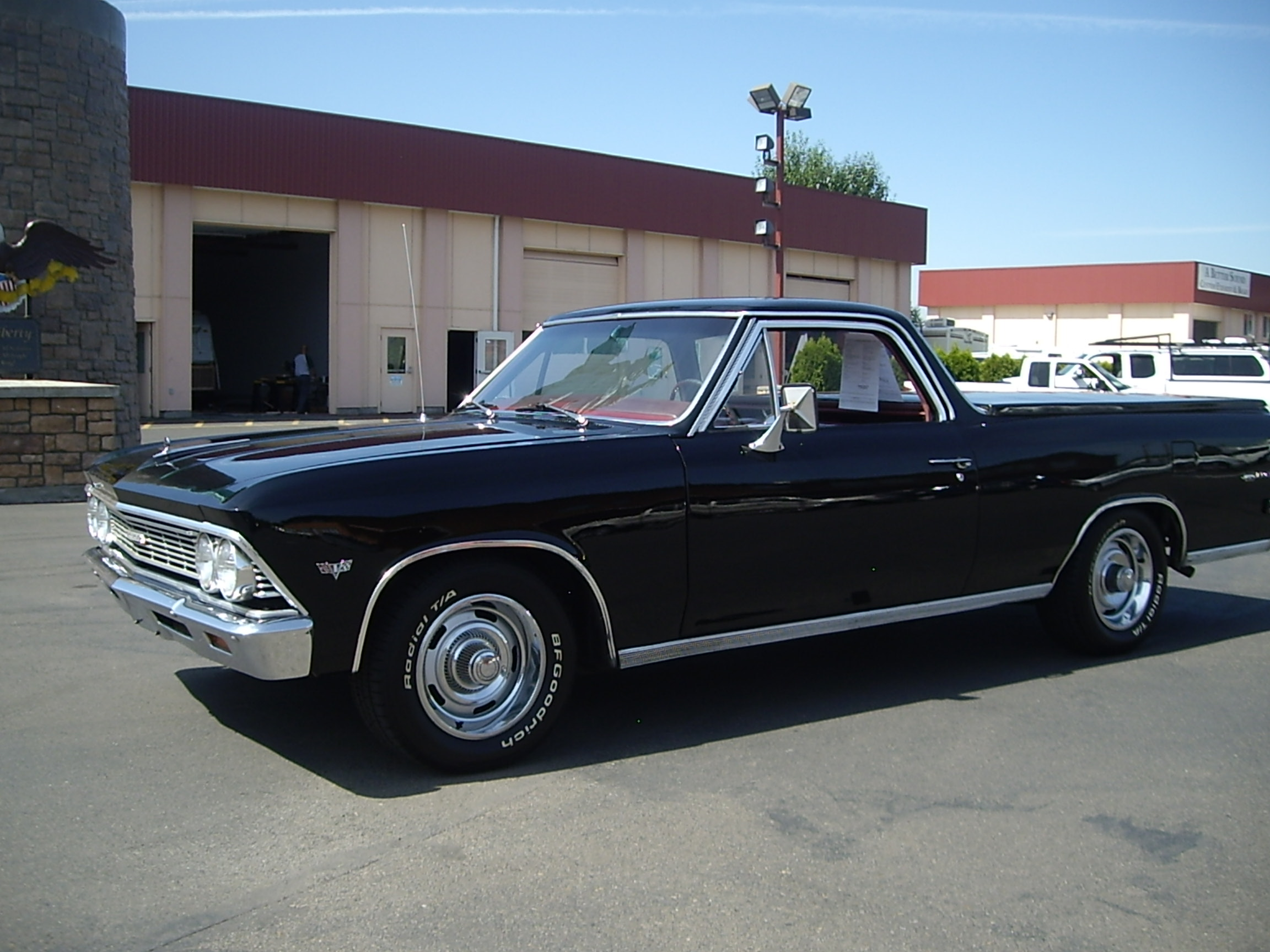 Topworldauto Photos Of Chevrolet El Photo Galleries 1966 Camino