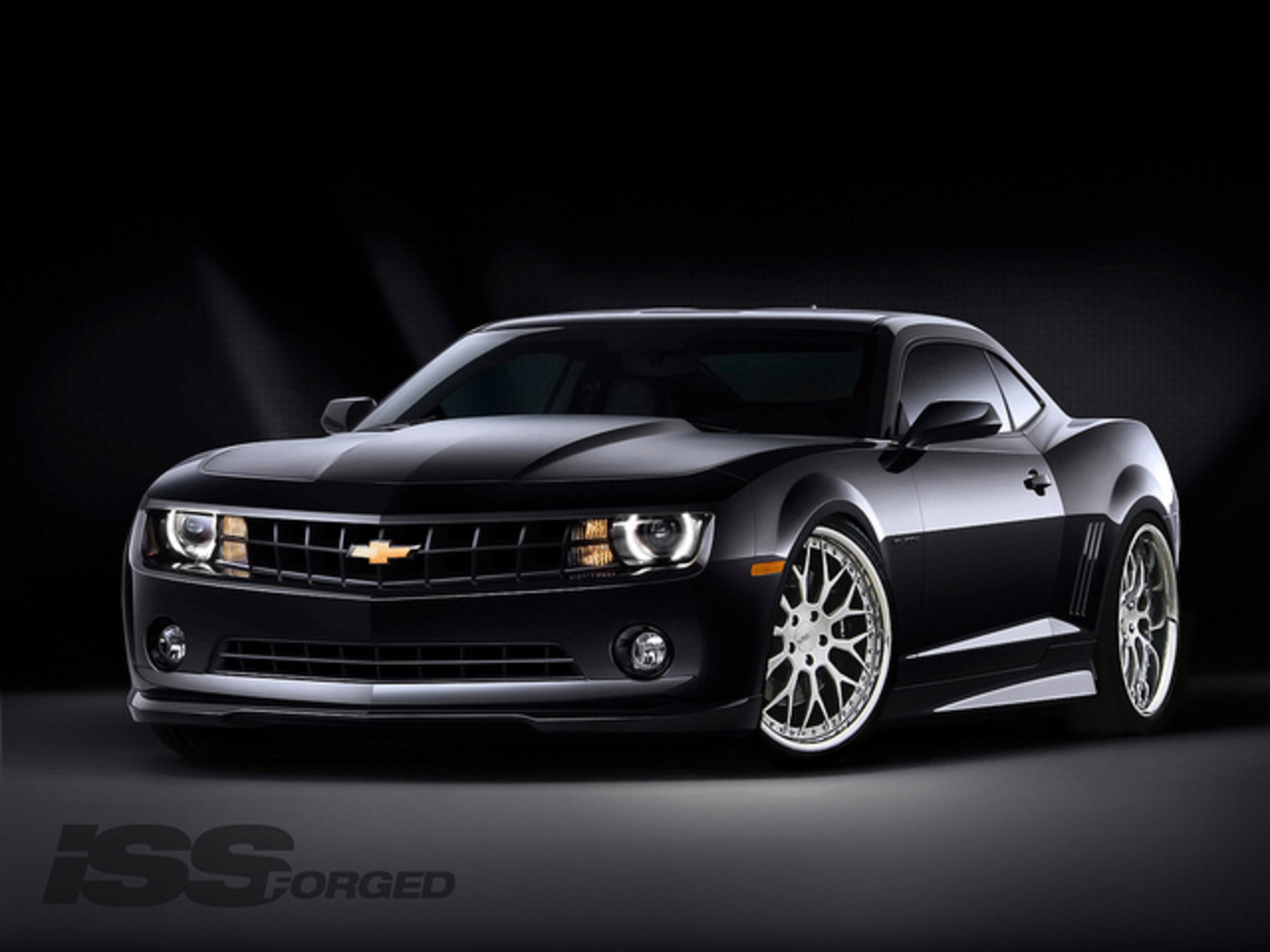 ISS Forged Chevrolet Camaro SS Concept l Gran Turismo Spyder ...