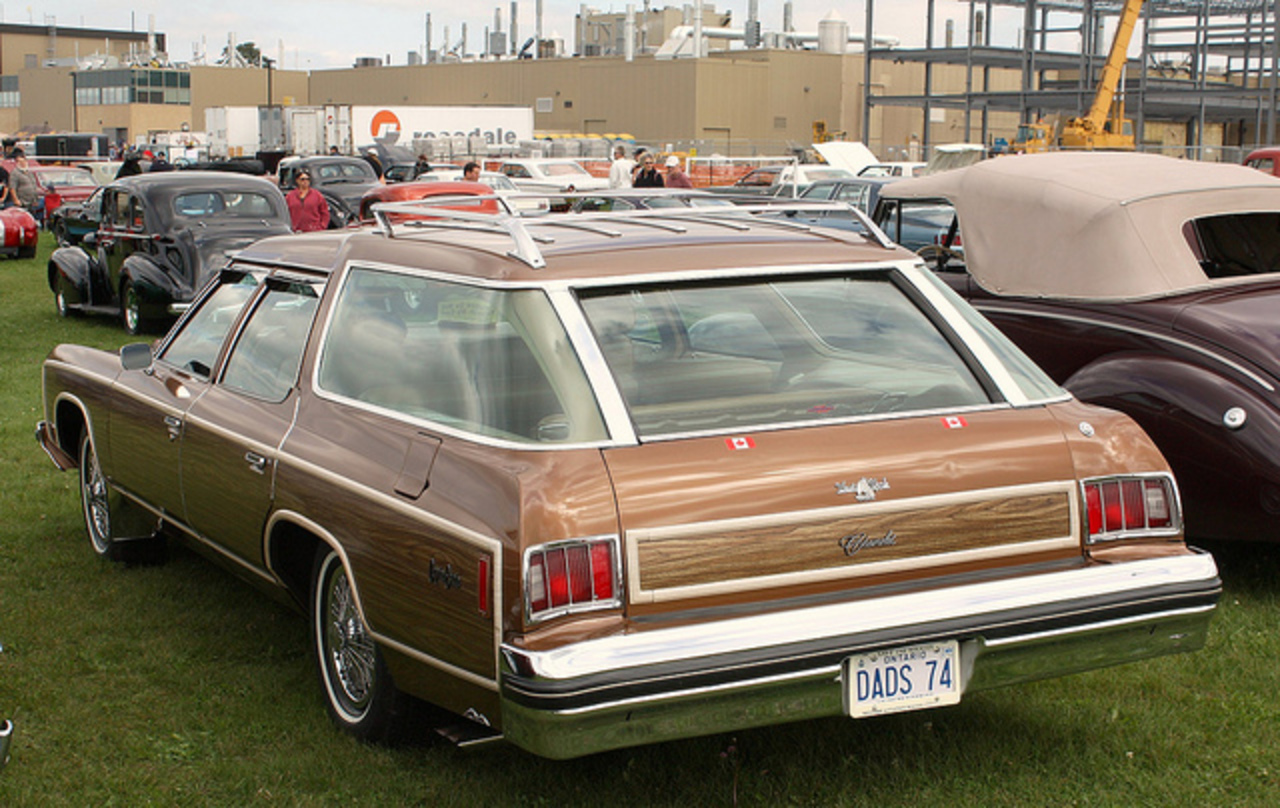 1974 Chevrolet Caprice Classic Estate wagon | Flickr - Photo Sharing!
