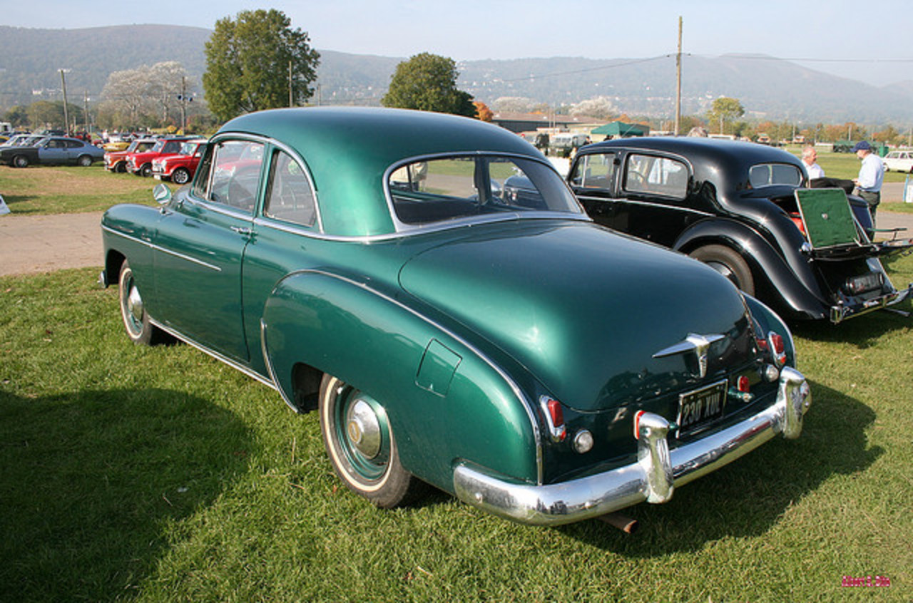 1950 Chevrolet Styleline Deluxe Sport Coupe. | Flickr - Photo Sharing!