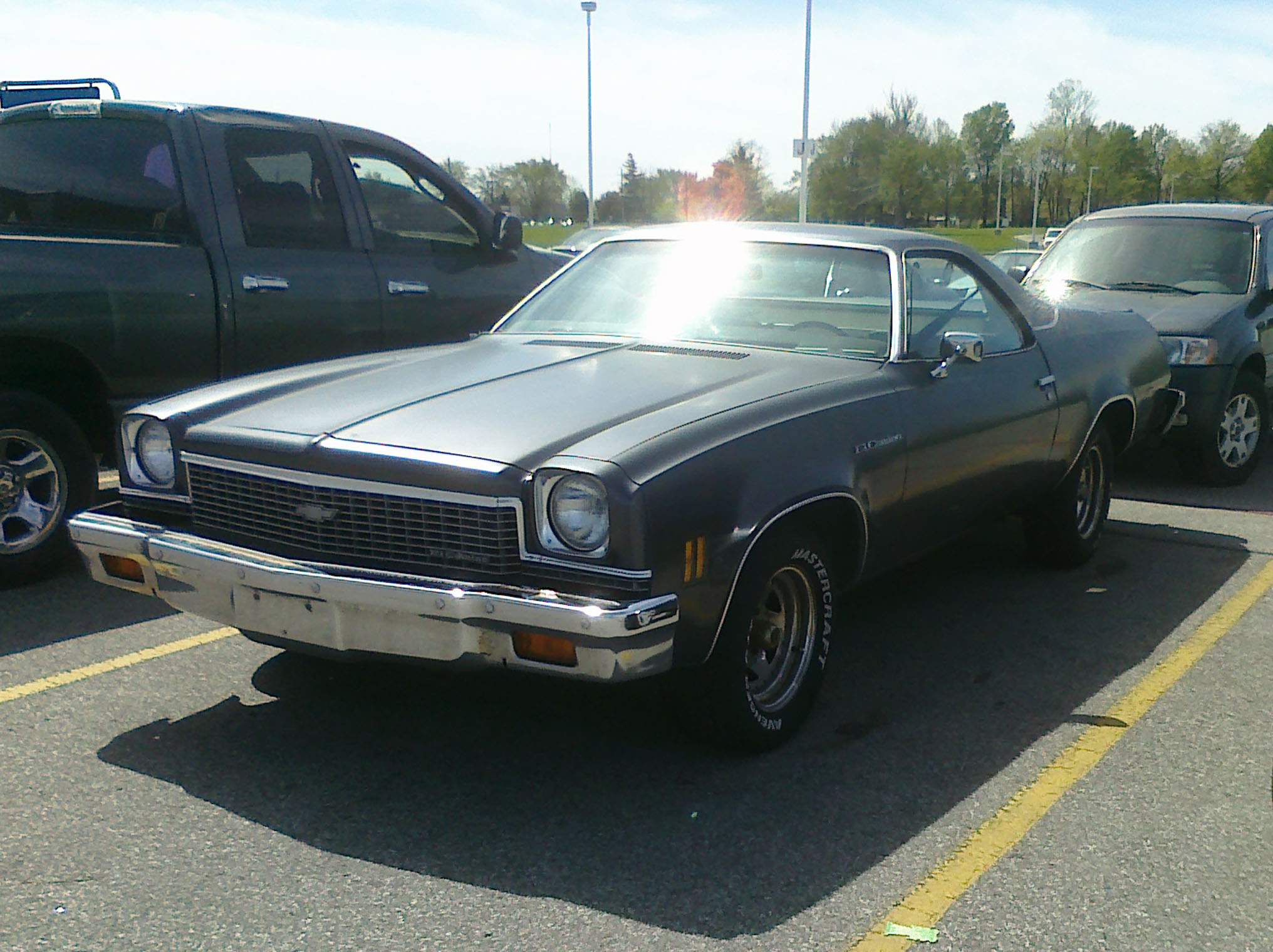 1973 Chevrolet El Camino | Flickr - Photo Sharing!