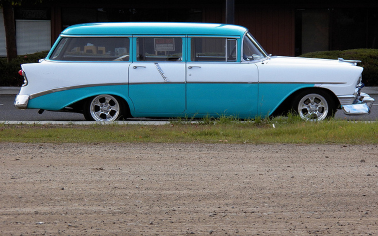 56 Chevy | Flickr - Photo Sharing!