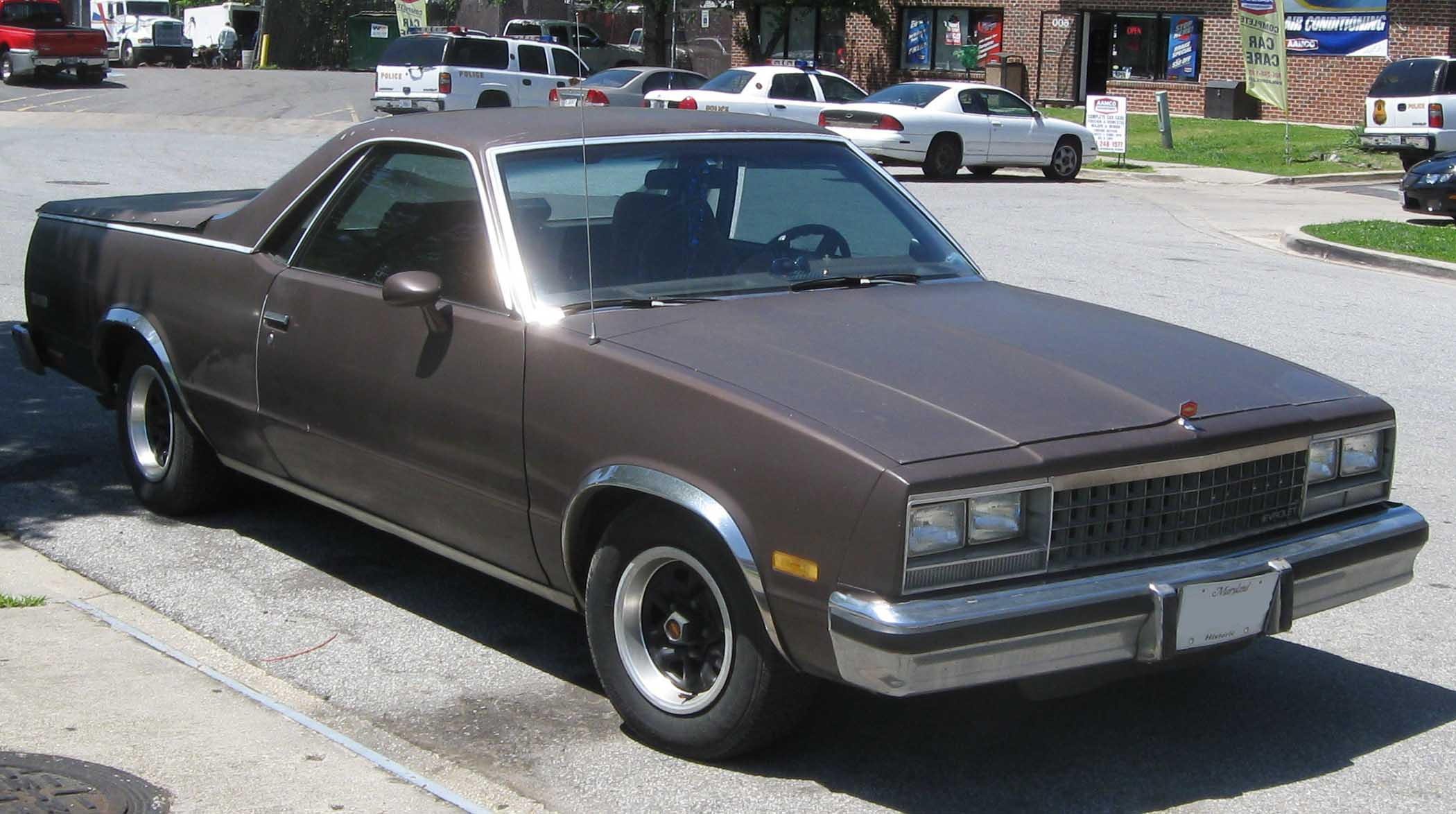 File:Chevrolet El Camino .jpg - Wikimedia Commons
