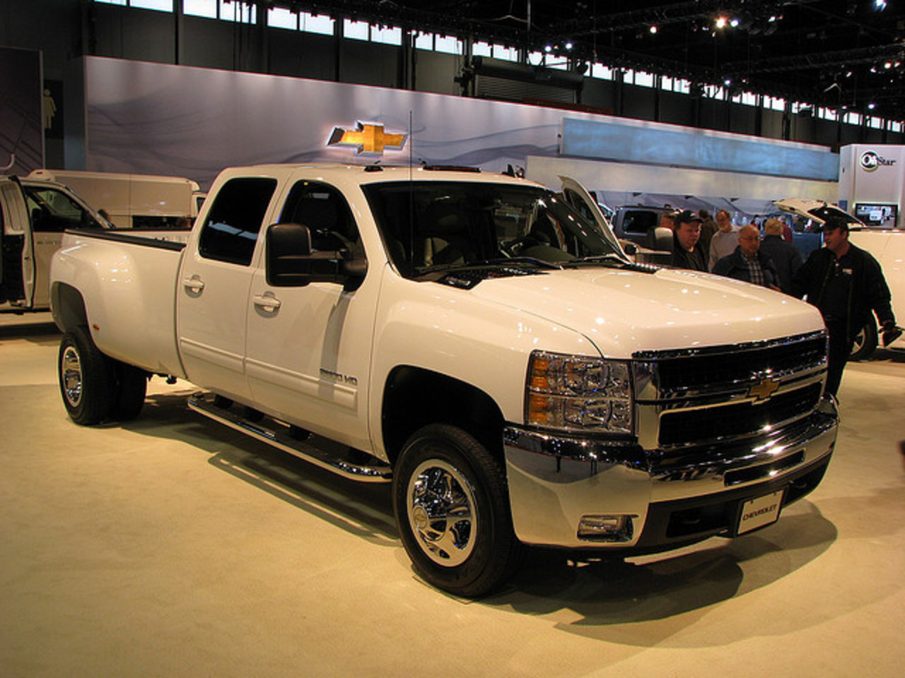 Chevrolet Silverado 3500 HD | Flickr - Photo Sharing!