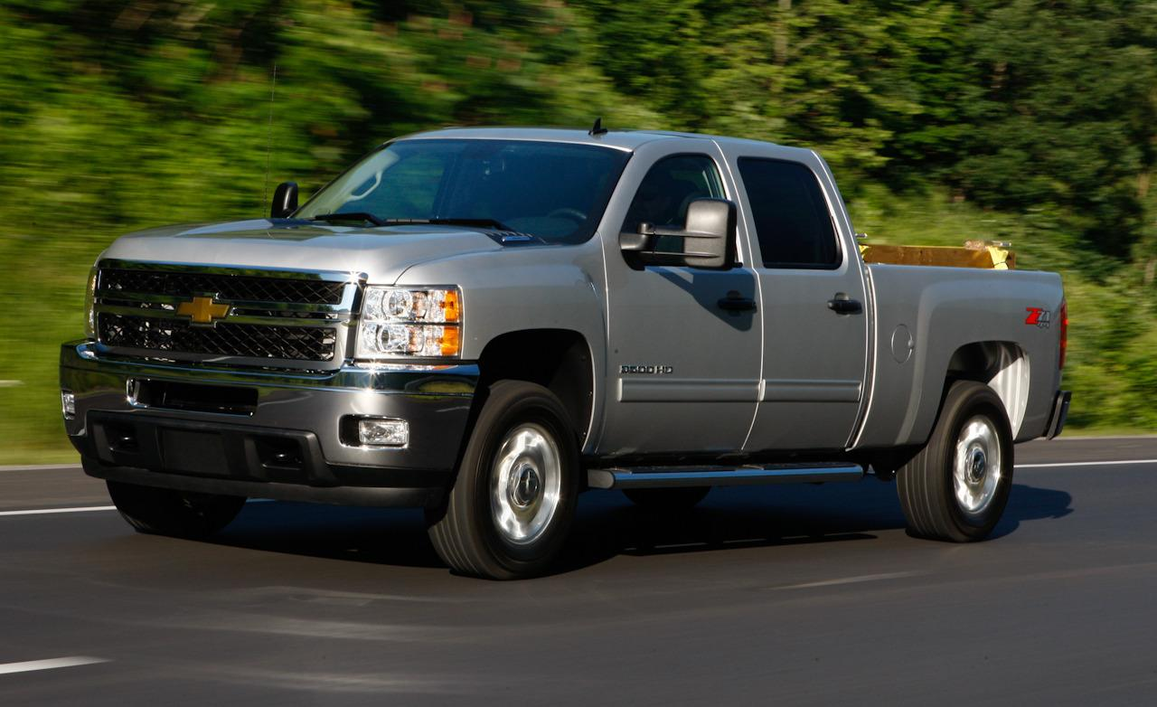 2011 Chevrolet Silverado 3500 Heavy Duty photo