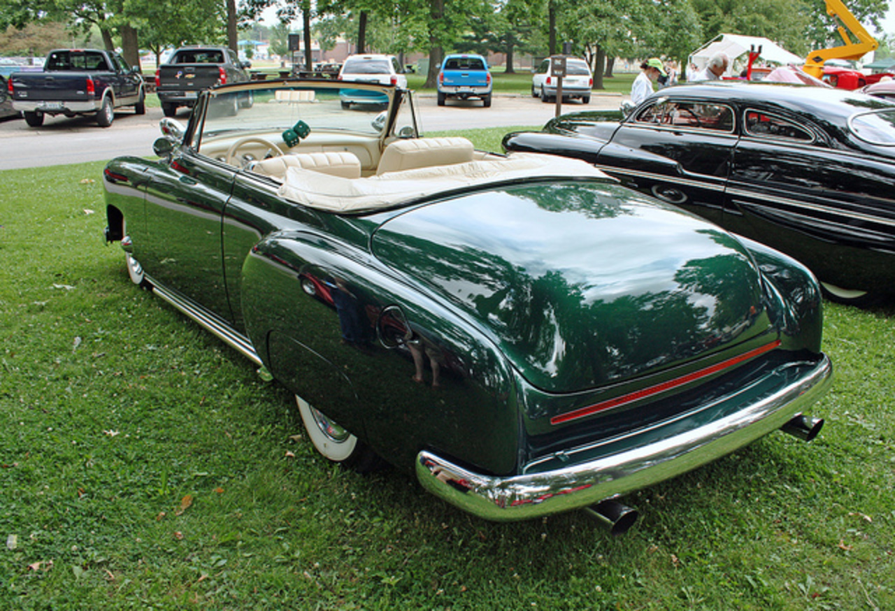 1951 Chevrolet Styleline Deluxe Convertible (13 of 14) | Flickr ...