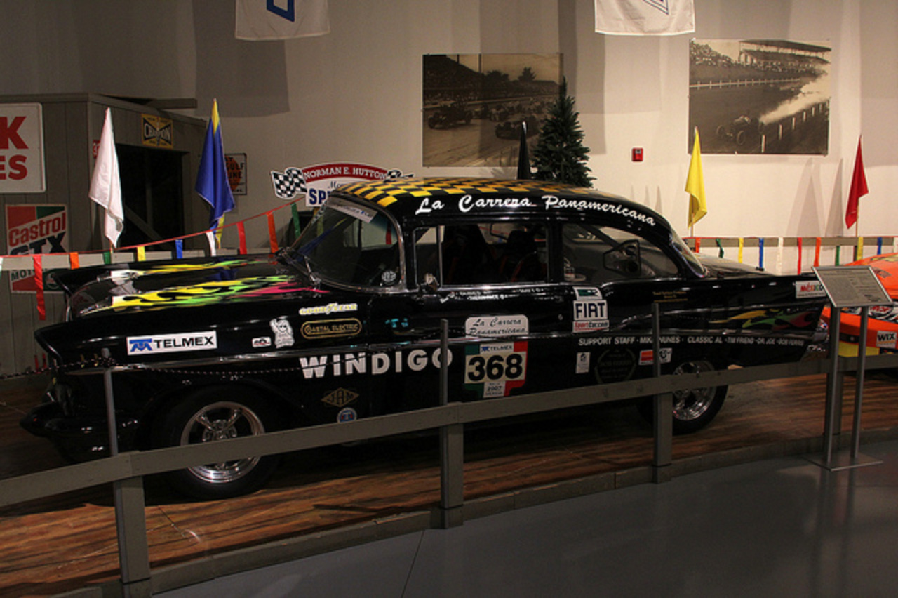 1957 Chevrolet 210 Sedan (Custom Race Car) | Flickr - Photo Sharing!